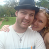 My fiance and I in South Africa