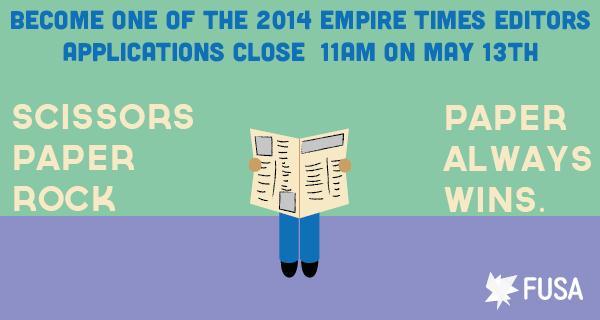 Empire Times Graphic