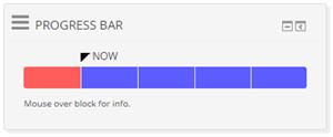 progress bar example
