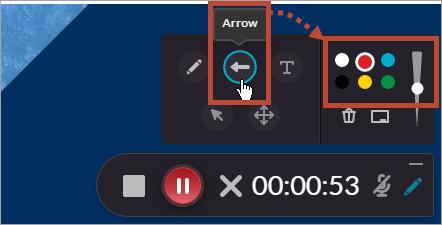 arrow tool