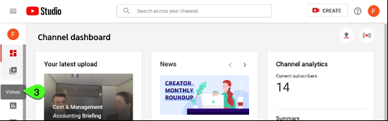 Select Videos