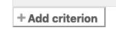 add criterion
