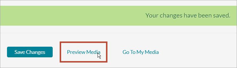 click Preview Media