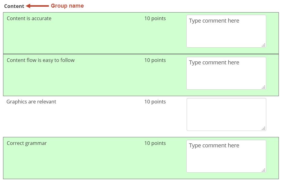 checklist - complete
