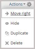 edit a module
