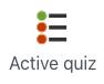 add active quiz