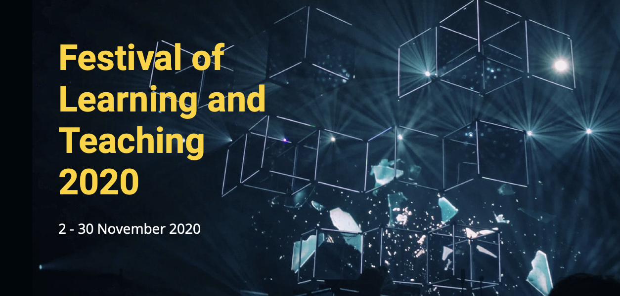 Festival of Learning and Teaching 2020